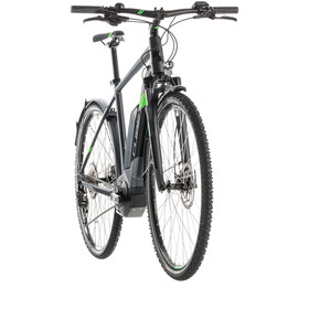 Cube Cross Hybrid Pro 500 Allroad iridium'n'green
